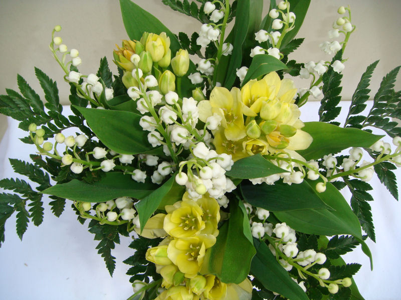Pepinieres postulka - Bouquet de muguet photo ...
